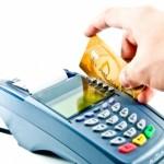 Transaction avec une carte de crédit