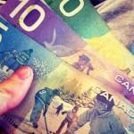 Dollars canadiens